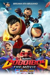 Nonton Online BoBoiBoy: The Movie Sub Indo