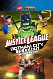Nonton Online LEGO DC Comics Super Heroes: Justice League – Gotham City Breakout Sub Indo