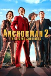 Nonton Online Anchorman 2: The Legend Continues Sub Indo