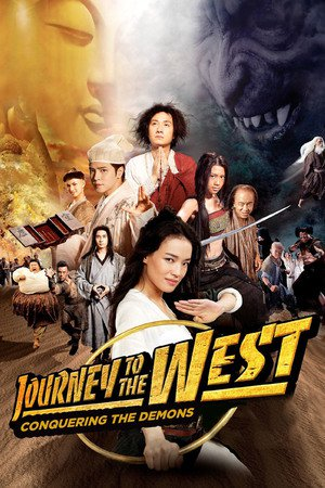 Nonton Journey to the West: Conquering the Demons iLK21 ...