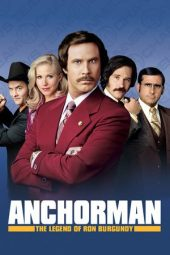 Nonton Online Anchorman: The Legend of Ron Burgundy Sub Indo