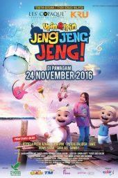 Nonton Online Upin Dan Ipin: Jeng Jeng Jeng! Sub Indo
