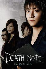 Nonton Movie Death Note: The Last Name Sub Indo