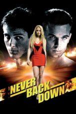 Nonton Movie Never Back Down (2008) Sub Indo