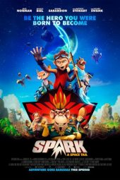 Nonton Online Spark: A Space Tail (2016) Sub Indo