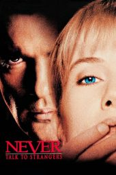 Nonton Online Never Talk to Strangers (1995) Sub Indo
