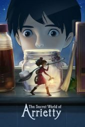 Nonton Online The Secret World of Arrietty (2010) Sub Indo