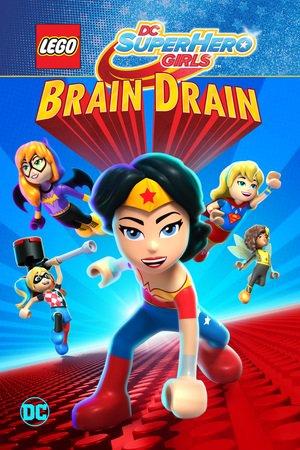 Nonton Movie Lego DC Super Hero Girls: Brain Drain (2017 ...