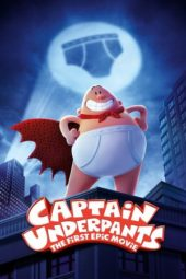 Nonton Online Captain Underpants: The First Epic Movie (2017) Sub Indo