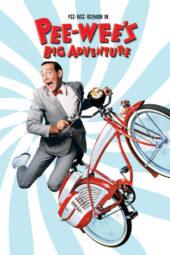 Nonton Online Pee-wee's Big Adventure (1985) Sub Indo