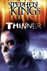 Nonton Movie Thinner (1996) Sub Indo