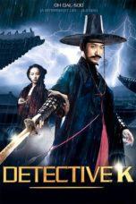 Nonton Movie Detective K: Secret of Virtuous Widow (2011) Sub Indo