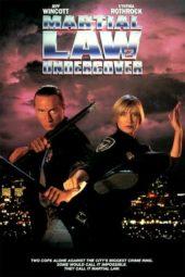 Nonton Online Martial Law II: Undercover (1991) Sub Indo