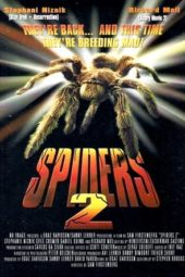 Nonton Online Spiders II: Breeding Ground (2001) Sub Indo