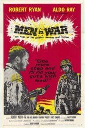 Nonton Online Men in War (1957) Sub Indo