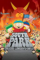 Nonton Online South Park: Bigger Longer & Uncut (1999) Sub Indo