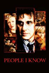 Nonton Online People I Know (2002) Sub Indo