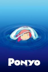 Nonton Online Ponyo (2008) Sub Indo