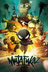 Nonton Online Mutafukaz (2017) Sub Indo