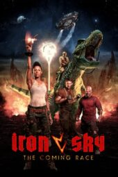 Nonton Online Iron Sky: The Coming Race (2019) Sub Indo