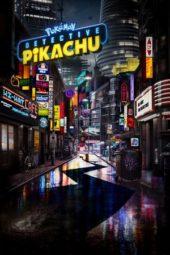Nonton Online Pokémon Detective Pikachu (2019) Sub Indo