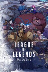 Nonton Online League of Legends: Origins (2019) Sub Indo