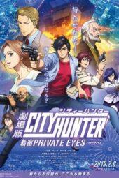 Nonton Online City Hunter: Shinjuku Private Eyes (2019) Sub Indo