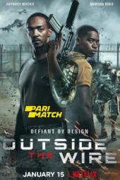 Nonton Online Outside the Wire (2021) Sub Indo