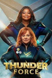 Nonton Online Thunder Force (2021) Sub Indo