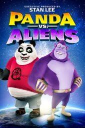 Nonton Online Panda vs. Aliens (2021) Sub Indo